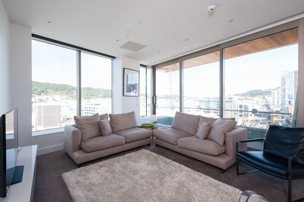 One Market Lane Luxury 2 Bedroom Apartments For Rent In Wellington Wellington New Zealand