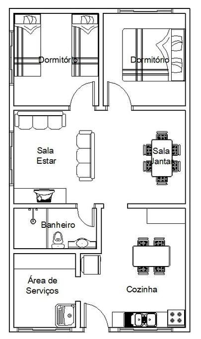 Planta Casa nº1