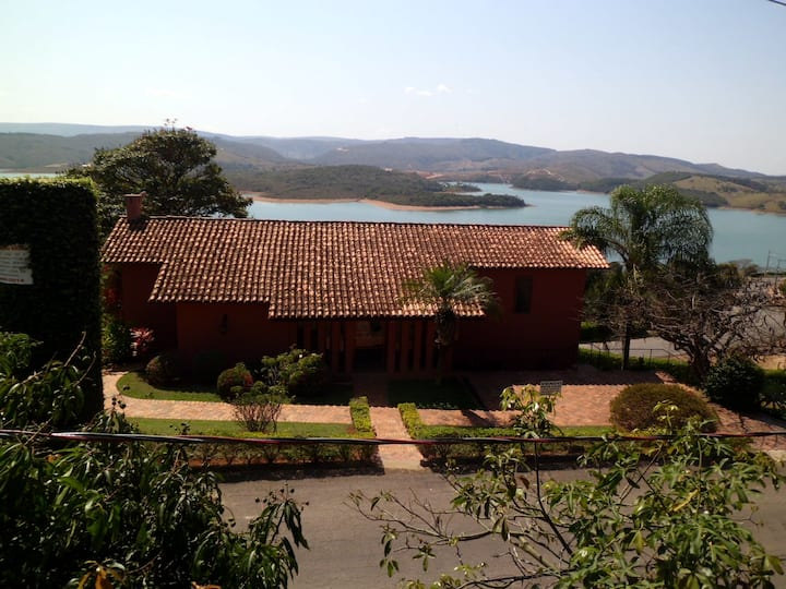 Vendo ou alugo casa em Escarpas do Lago
