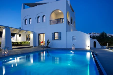 5 bedroom luxury villa in Pyrgos - Pyrgos Kallistis