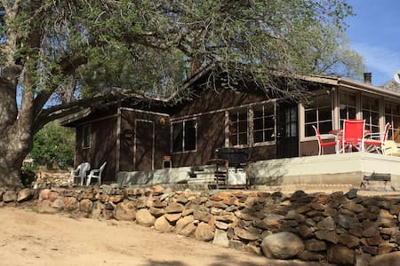 Comfortable Kern River Valley Cabin - Wofford Heights - 獨棟