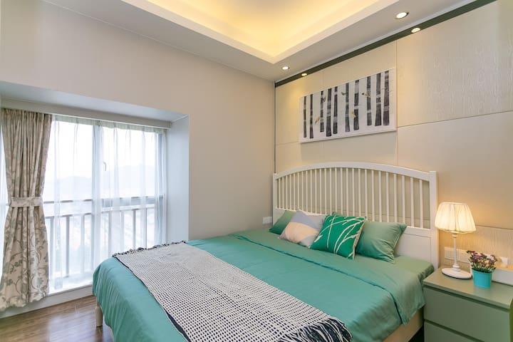 (绿色田园)增城广园快速路汽车大道东凌广场近新塘地铁口超美二居公寓