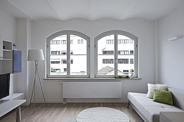 Brandnew studio apartment in the heart of the city - Nürnberg - Huoneisto
