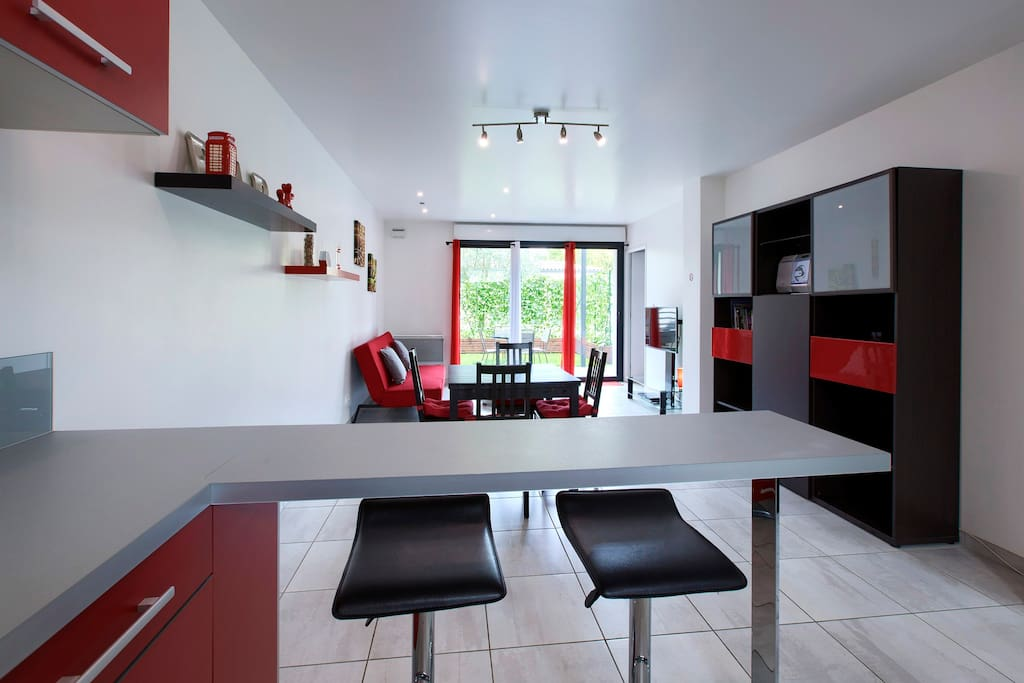 Appartement t3 moderne confortable appartements louer - Appartement moderne confortable douillet ...