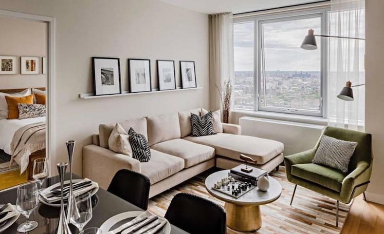Luxury 2 Bed in New York