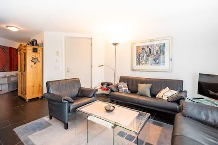 Beautiful 2 bed room apartment in Flims Waldhaus (Casa Gentiana)