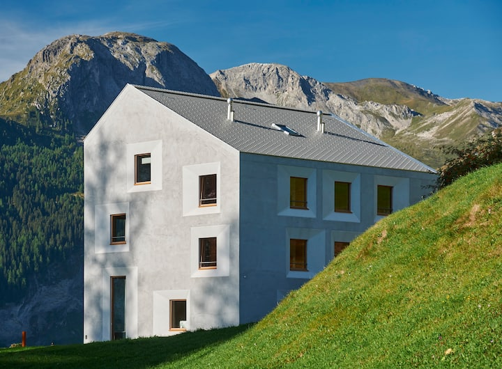 Berglodge Laresch