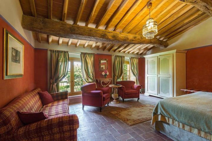 Dimora Dell'Inventore, Luxury BB, Room San Pietro