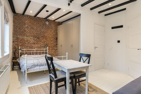 Cosy, light & modern studio in Nijmegen center