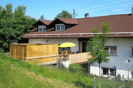 138 m² apartment Haus Tremmel