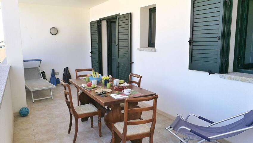 Apartment Ginestra _ Tanaunella