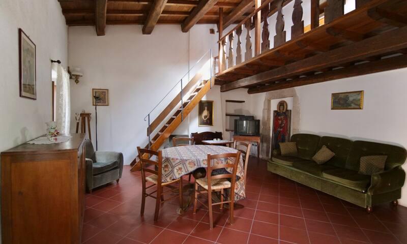 Casa vacanza nel parco a Fontecchio