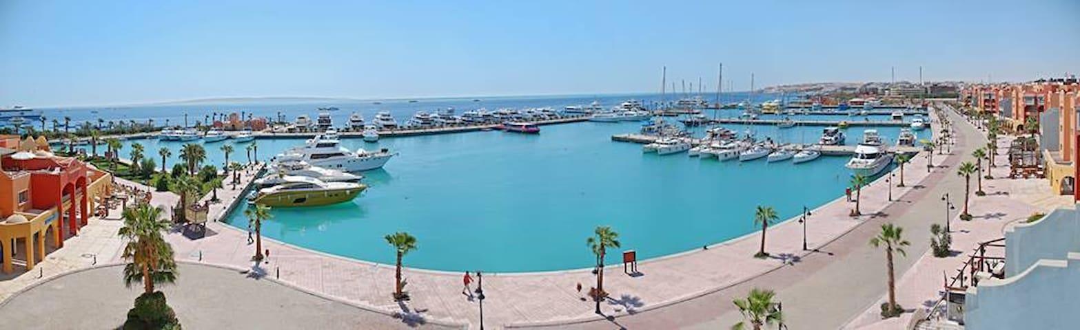 Sheraton Plaza Studio Pool view Hurghada