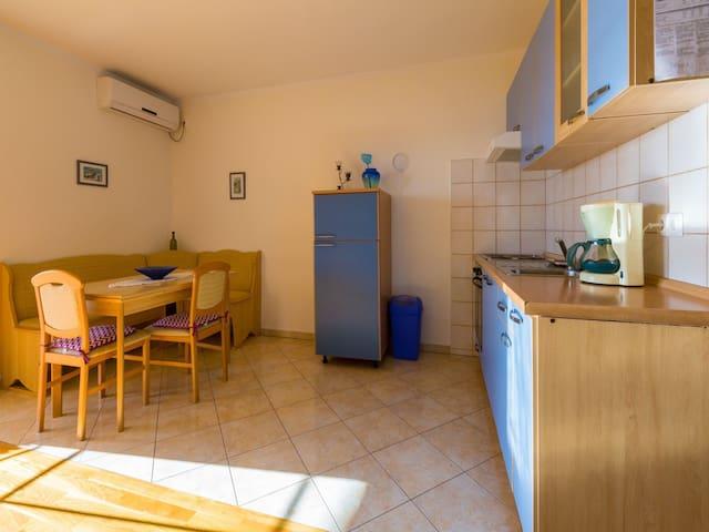 One bedroom Apartment, in Crikvenica, Balcony