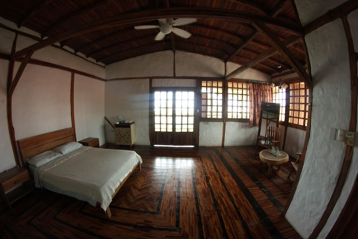 Ayampe Guest House Master Suit - Ayampe - House
