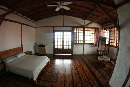 Ayampe Guest House Master Suit - Ayampe - Ev