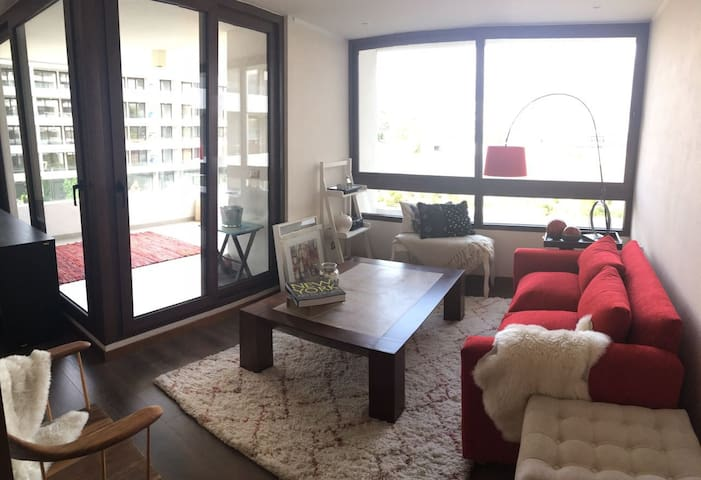 Luxurious 2BR Apt in privilege zone near ski centr - Lo Barnechea - Flat