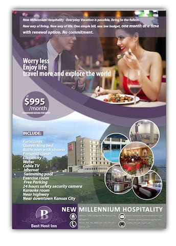 New Millennium Hospitality - A New Way of Life