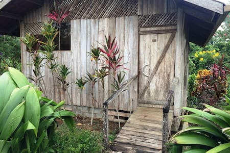 Cabaña #7-Santa Maria Volcano Lodge