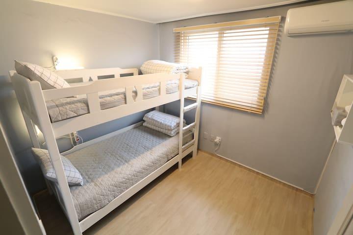 JM Guest house (two single bedroom) #1-8