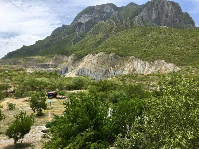 La Cueva de la Gotera (Campground)