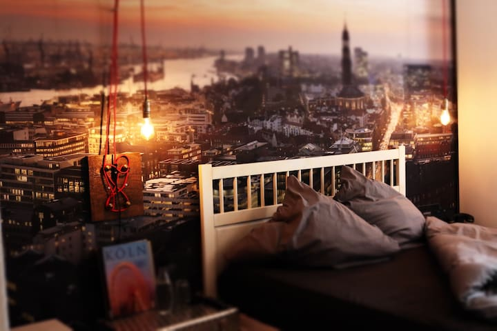 Nice Guestroom in Cologne-Kalk