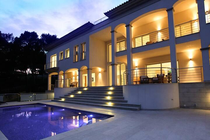 Villa Cala Vinya