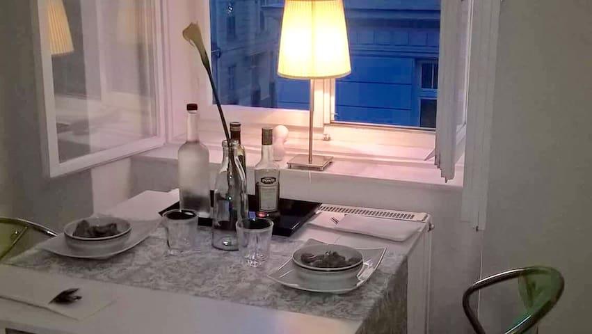Livingroom Dining Table