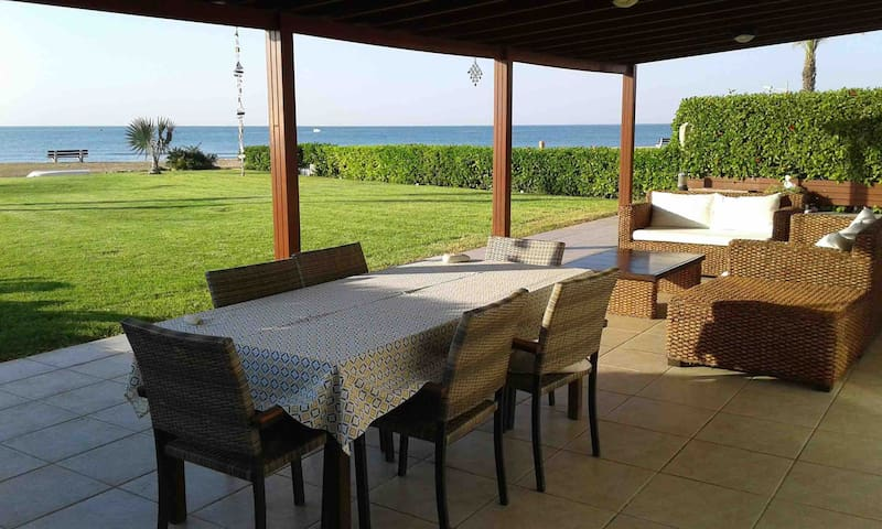 Yialos Beach Front Holiday Home