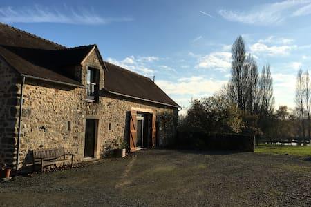 """Gîte """"Les Landes"""" - Tennie - Natur lodge"""