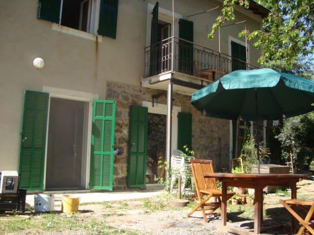 Maison indépendante + jardin - 20 kms mer -Thermes - Castel Vittorio - House