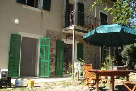 Maison indépendante + jardin - 20 kms mer -Thermes - Castel Vittorio