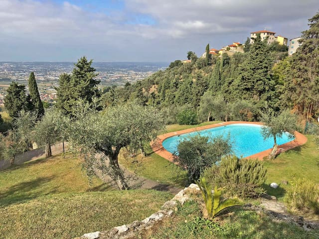 VILLA MARINA 8Pax with exclusive pool and sea view