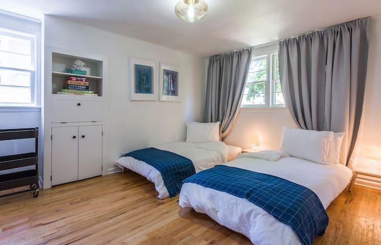 Second Bedroom ( 2nd Floor )