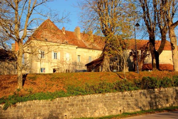 Chambre d'Hôtes Ancienne Abbaye - Flavigny-sur-Ozerain