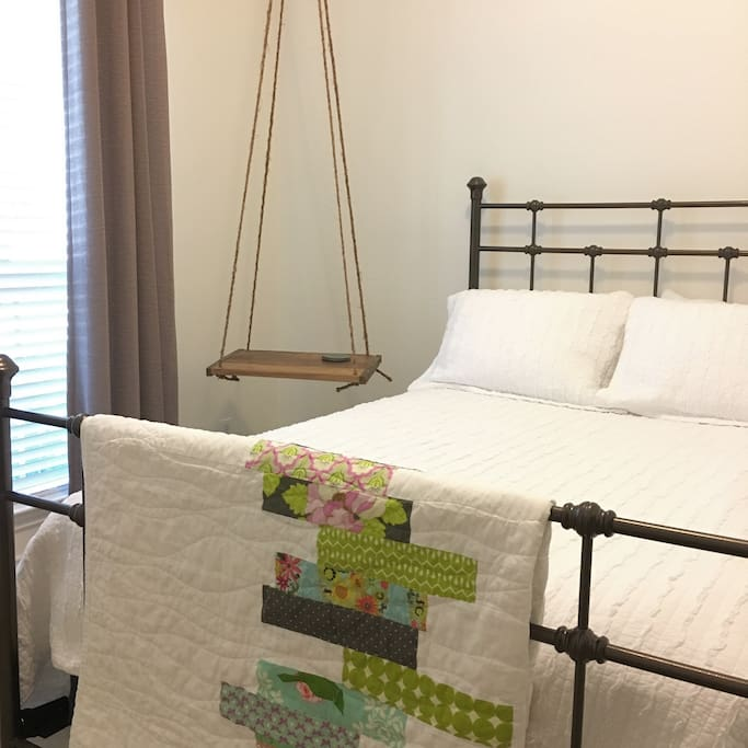 Primary Guest Room - Full size mattress