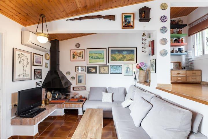Cozy house in Sitges - Sitges - Ev