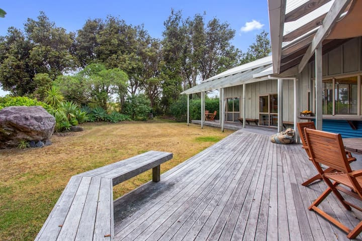 Beachfront Bliss | Bowentown | Waihi Beach