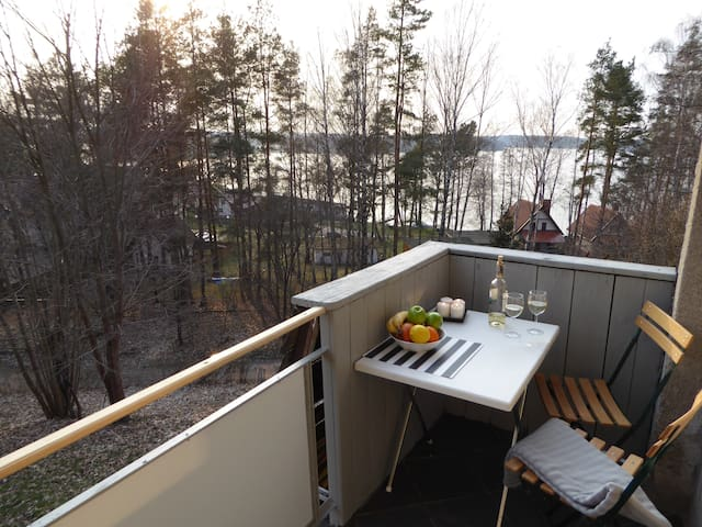 Apartment in Kretowiny by the lake Narie (Masuria) - Kretowiny - Appartement
