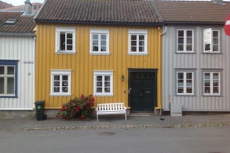 Sentralt i Trondheim. Aktiv.
