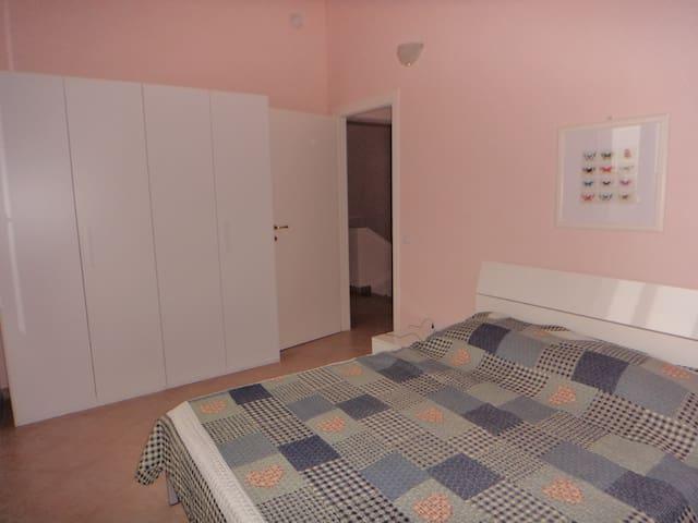 Camera da letto piccola (2 posti)