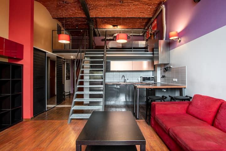 Dream Aparts - Hedonistic Loft