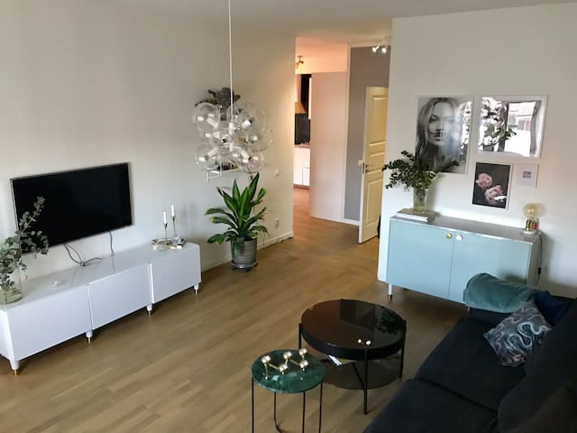 3 room apartment with large terrace near Älvsjö.