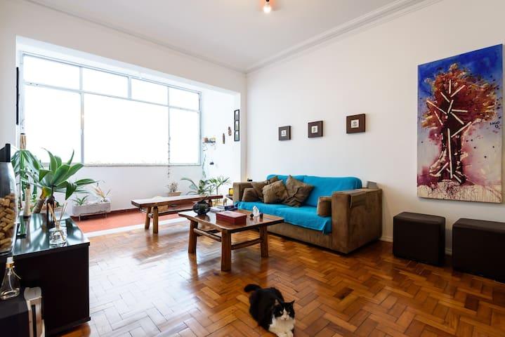 Econômico e aconchegante quarto na Gloria!! - Rio de Janeiro - Appartement