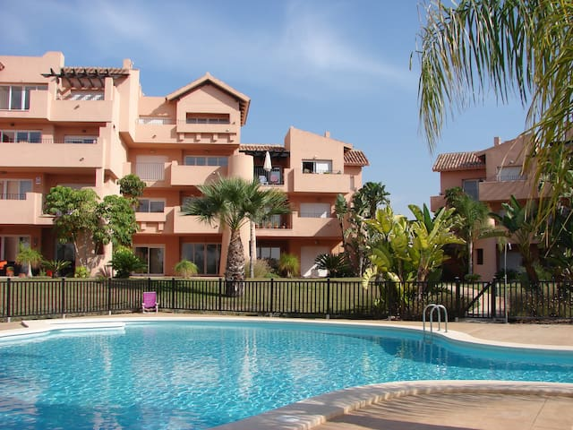 3 Bedroom Luxury Penthouse Apartment - Torre-Pacheco - Departamento