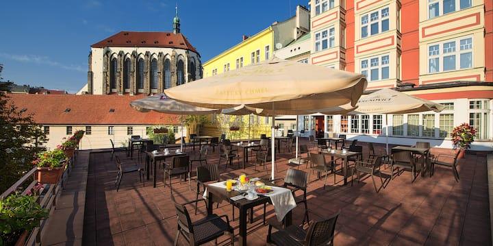 Apartmán v centru Prahy