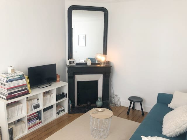 Charming & quiet studio, close to all commodities