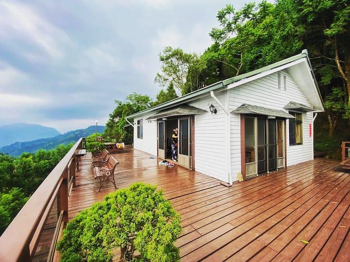 雅元Villa 大雪山包棟度假木屋