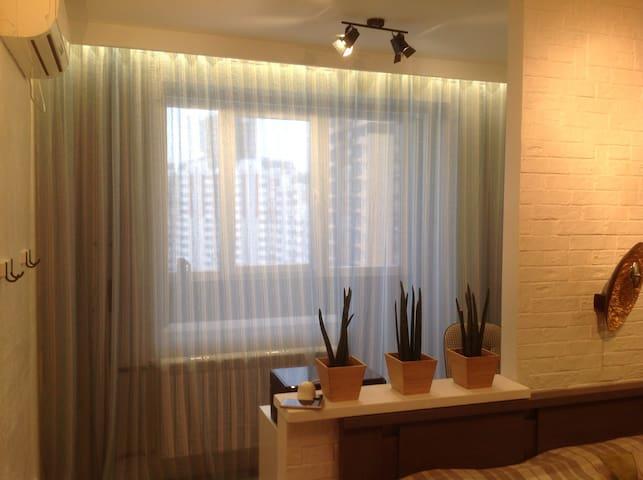 Современный дизайн, стиль МериГуд - Реутов - Apartament