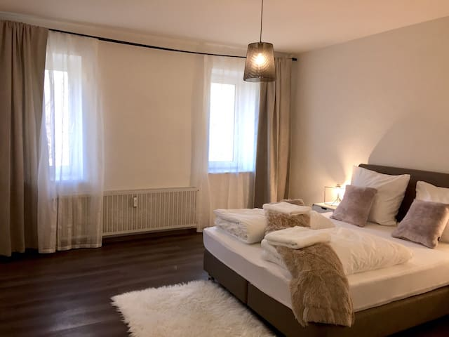 Apartment near Oberhausen Centro & central station